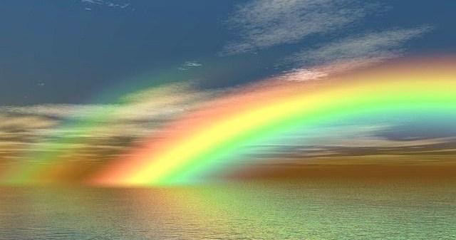 Psychothérapie intégrative comme un arc-en-ciel