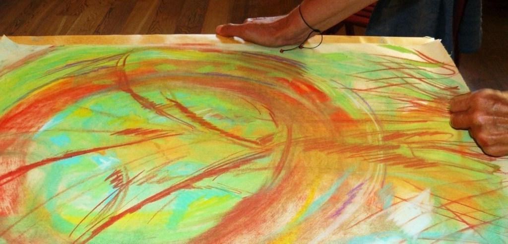 Atelier art-thérapie Mon arbre de vie